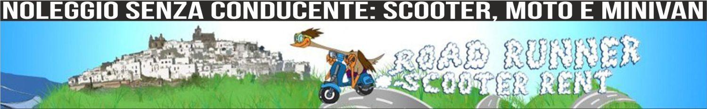 Noleggio Breve Termine Minivan, Moto e Scooter – Scooter Rent Ostuni