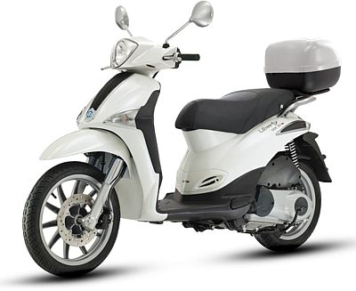 Piaggio Liberty 125CC - Road Runner Scooter Rent