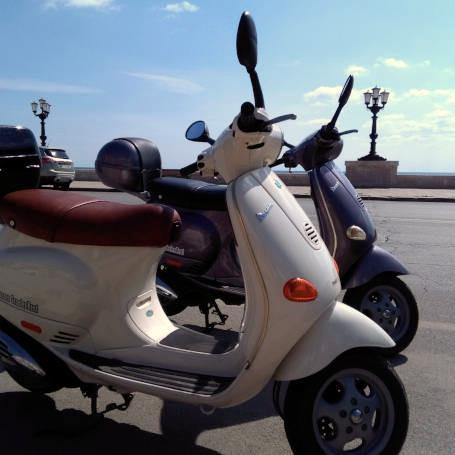Noleggio Scooter Vespa Piaggio - Road Runner Scooter Rent